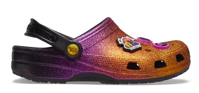 Crocs, Disney, Hocus Pocus, clogs, Halloween