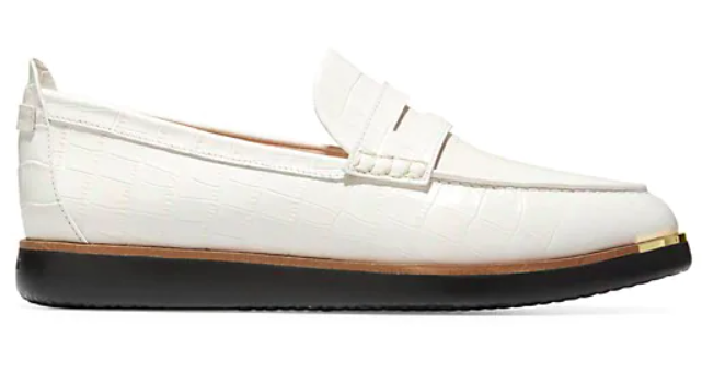 Cole Haan, penny loafers