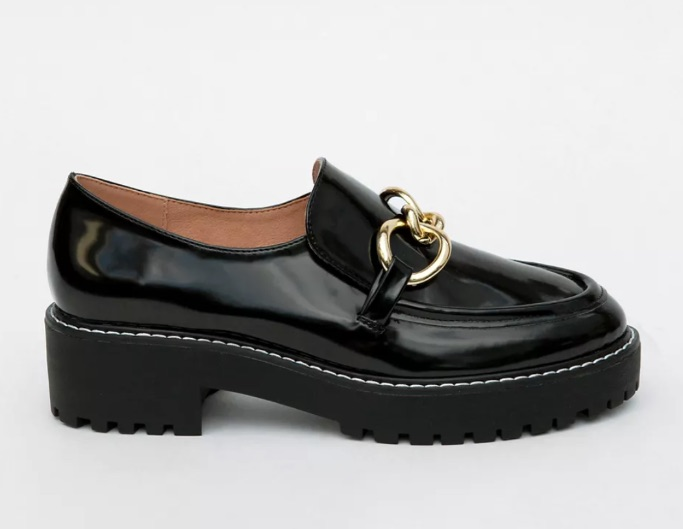 Urban Outfitters Esme Chain Loafer