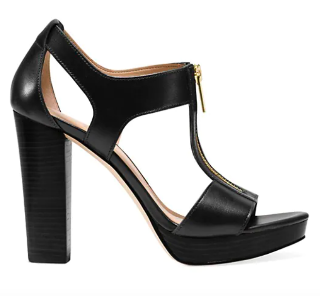 Michael Kors, platform sandals