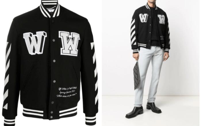 Farfaetch Off-White jacker lawsuit Walker Wear