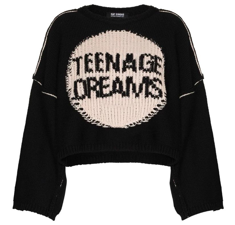 Raf Simons, sweater