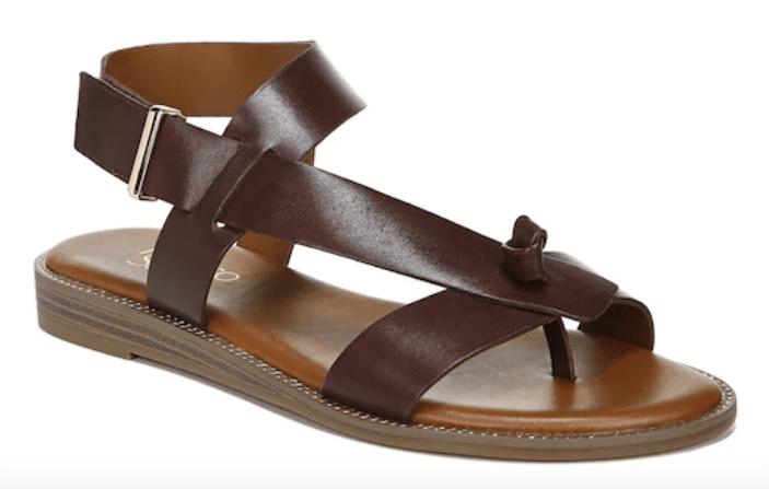 Franco Sarto, thong sandals