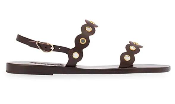 Ancient Greek Sandals, thong sandals