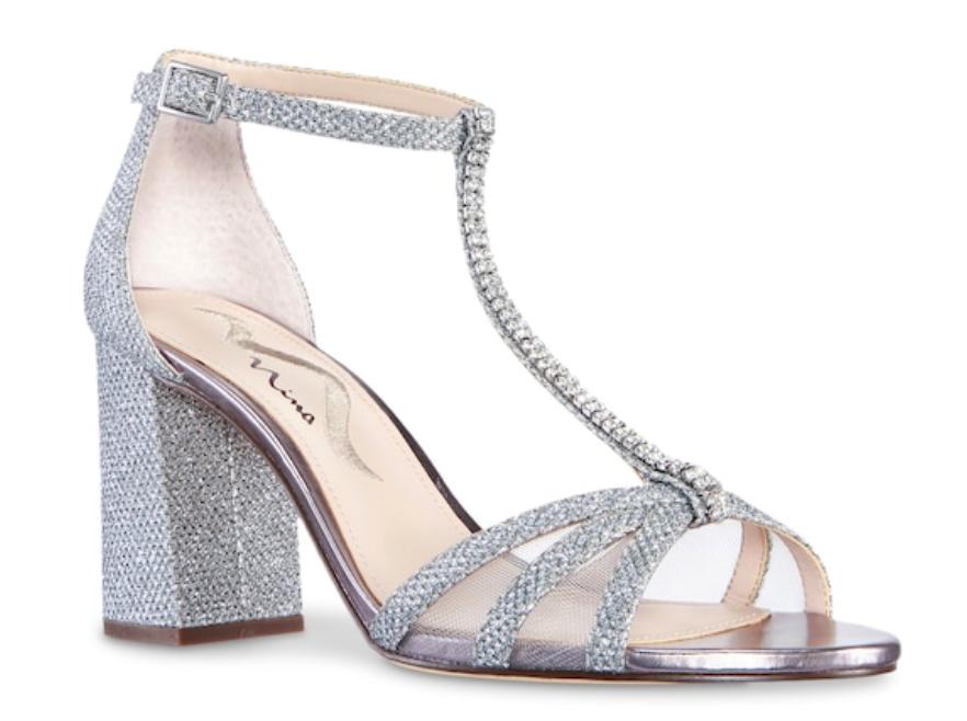 Nina, sandals
