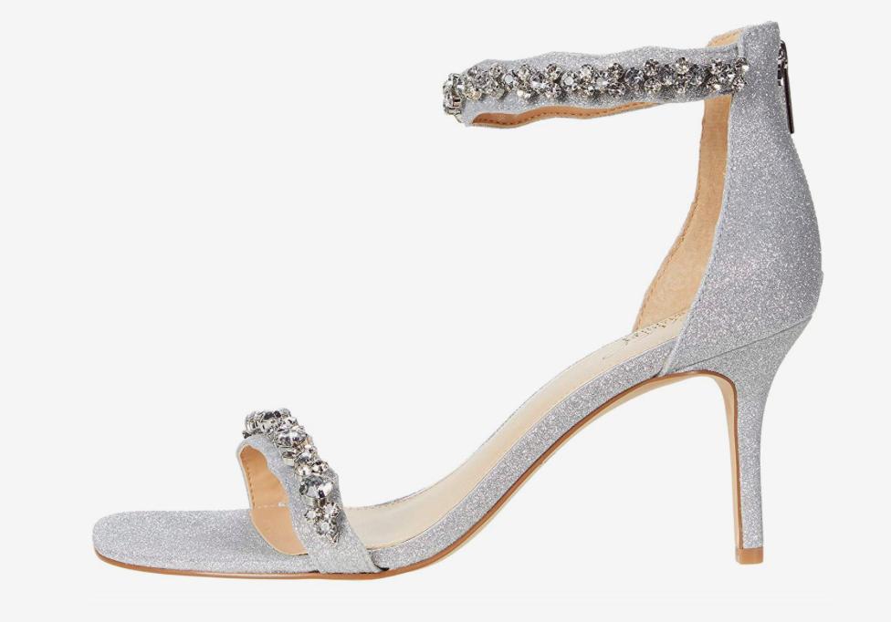 Jewel Badgley Mischka, sandals