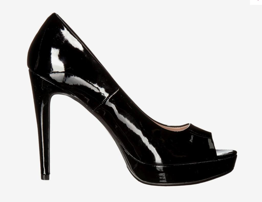black heels, platforms, chinese laundry