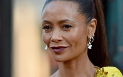 Thandie Newton, Reminiscence premiere, Hollywood