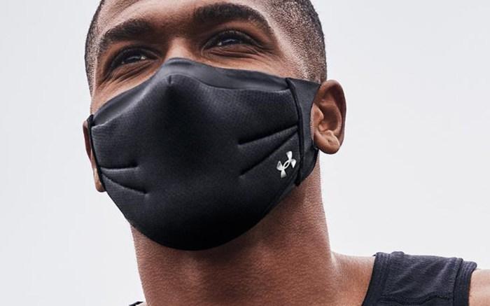 Under Armour Sportsmask, black