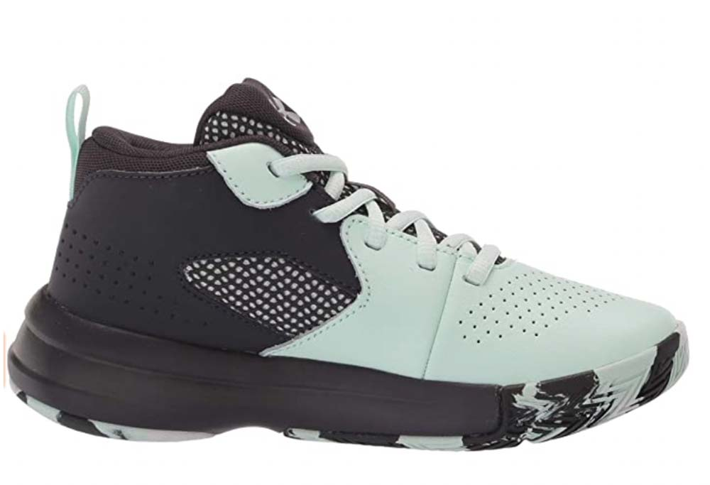 Under Armour Unisex-Child Pre School Lockdown 5 Basketball Shoes
