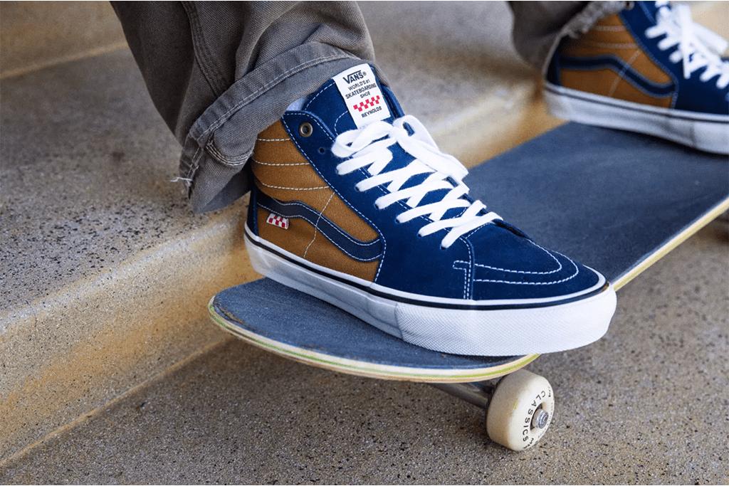 Andrew Reynolds x Vans Skate Classics Collection Skate Sk8-Hi.