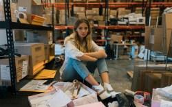 Victoria Cirigliano. Vicson, footwear