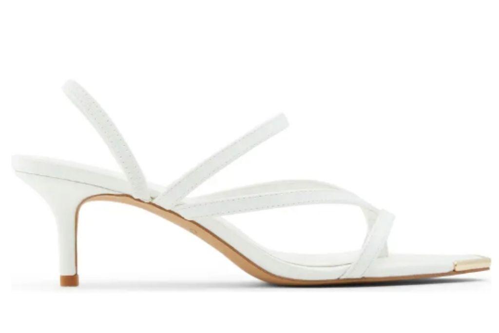 Aldo slingback sandal