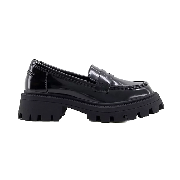 Asos Design Mulled Chunky Loafer, fall shoes 2021