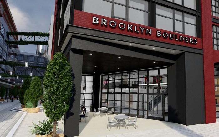 Brooklyn Boulders Washington DC