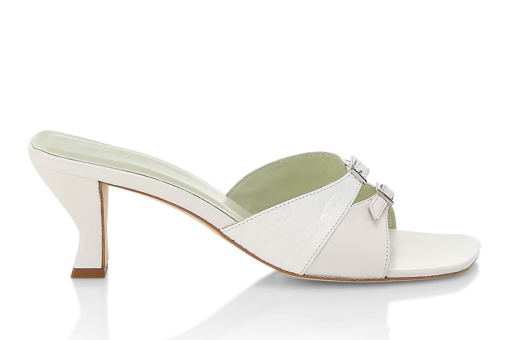 by far, white mules