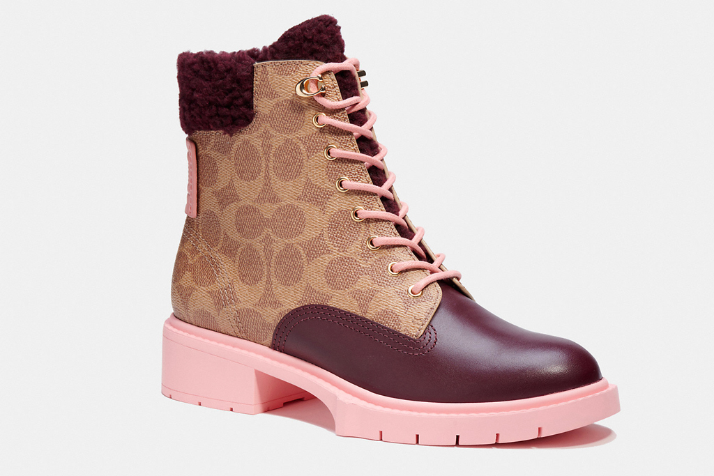 coach, boots