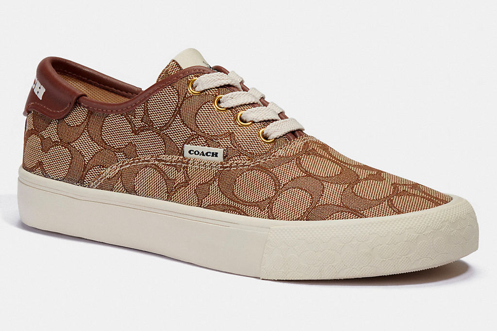 coach, sneakers