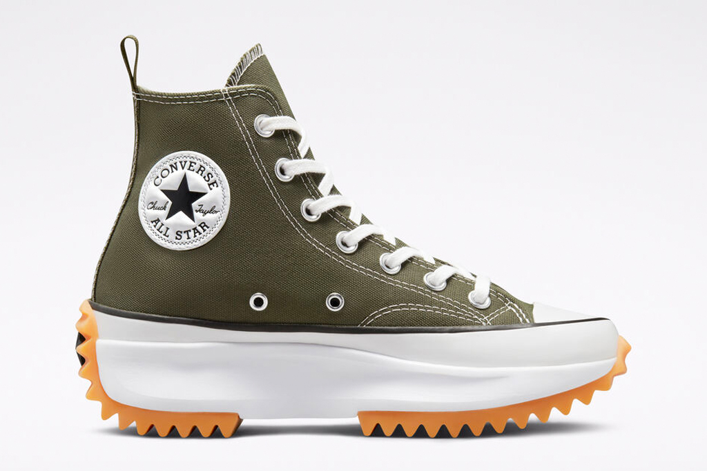 converse, sneakers, color run star hike