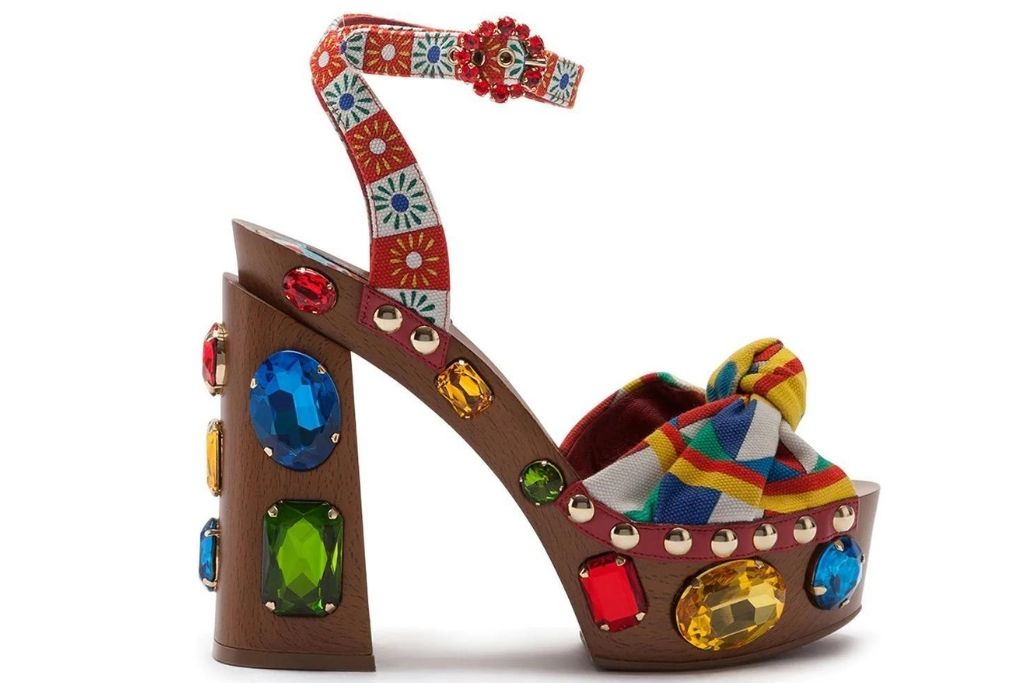 Dolce & Gabbana Platform Heels