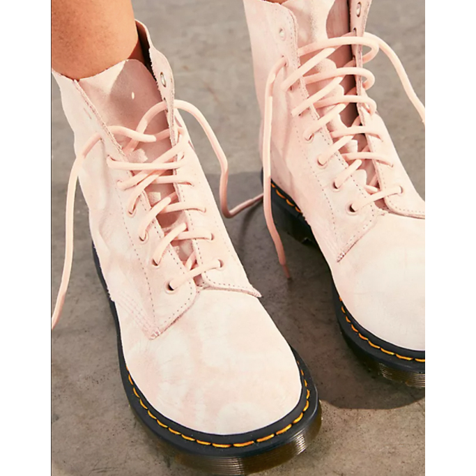 Dr. Martens 1460 Pascal Tie Dye Boots, fall shoes 2021
