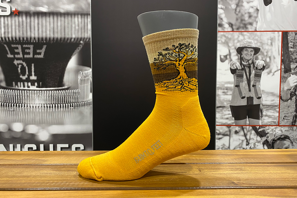 Farm to Feet Eureka Sock
