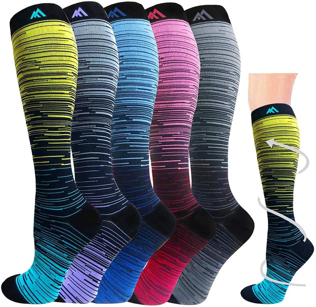 amazon, compression socks