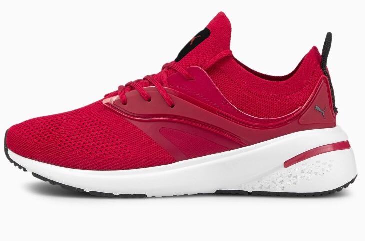puuma sneakers, red
