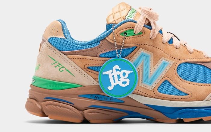 Joe Freshgoods New Balance Outside Clothes Made 990v3