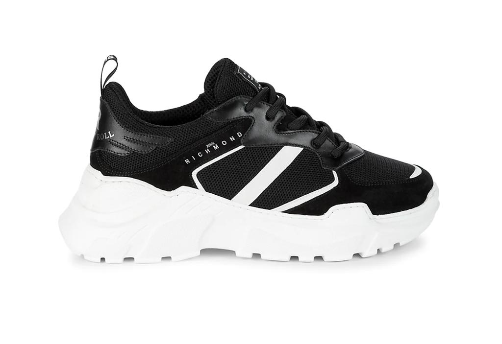 John Richmond Chunky Sole Sneakers