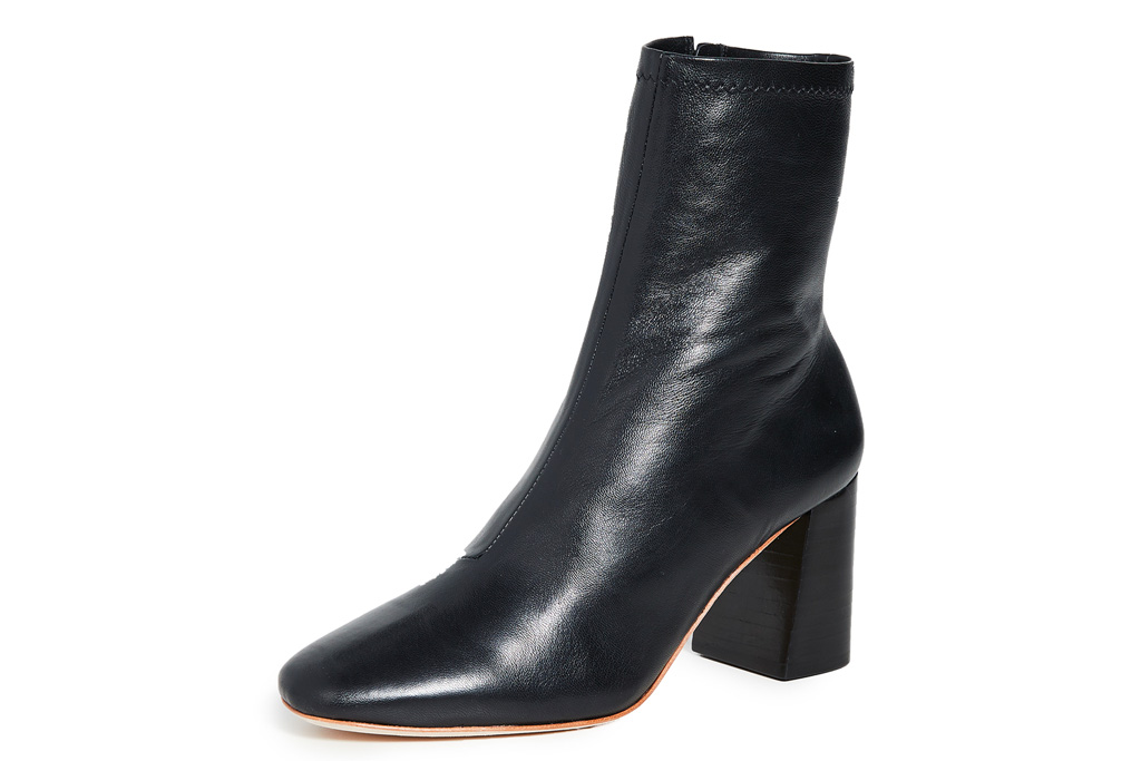 loeffler randall, boots, booties