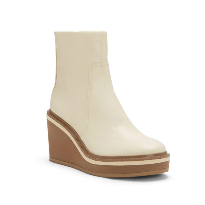 Louise et Cie Sanji Platform Wedge Bootie, fall shoes 2021