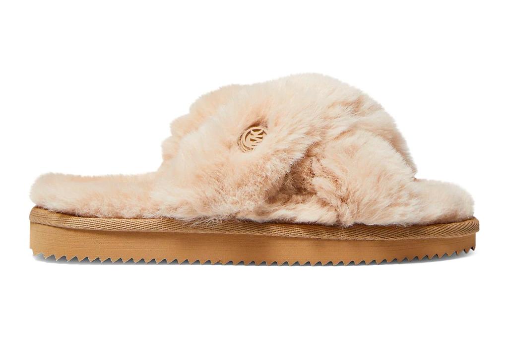 michael kors, slides, slippers