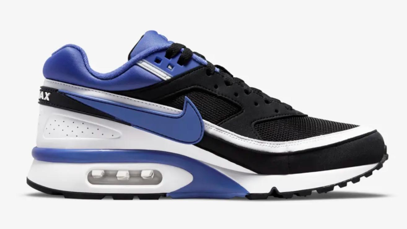 Nike Air Max BW 'Persian Violet' Shoes Release Info – Footwear News