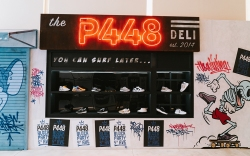 p448, new york, store