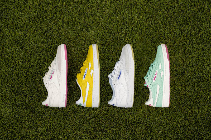 reebok, prince, sneakers, collaboration