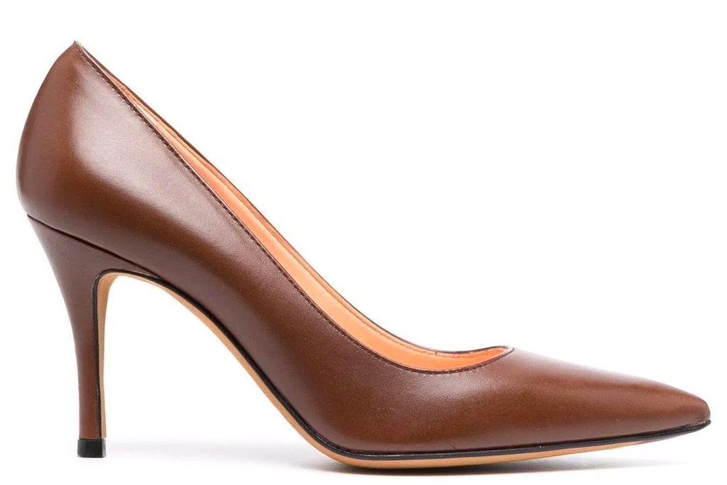brown pumps, heels, robert brown