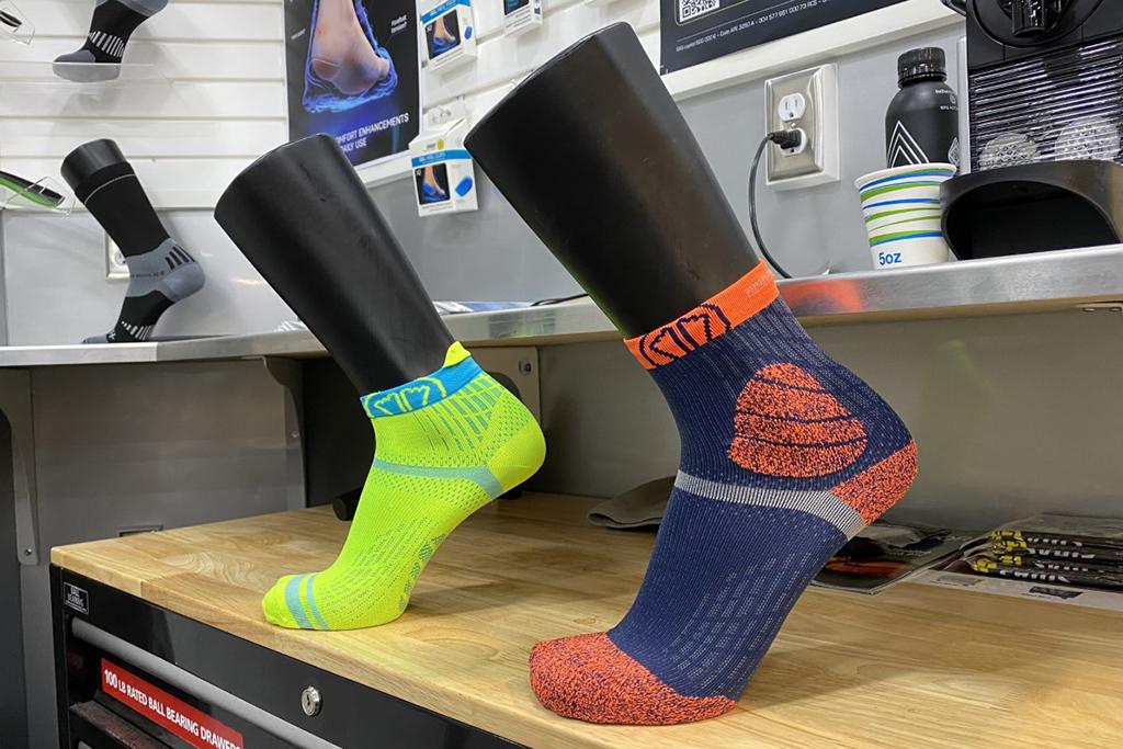 Sidas Run Feel Trail Protect socks