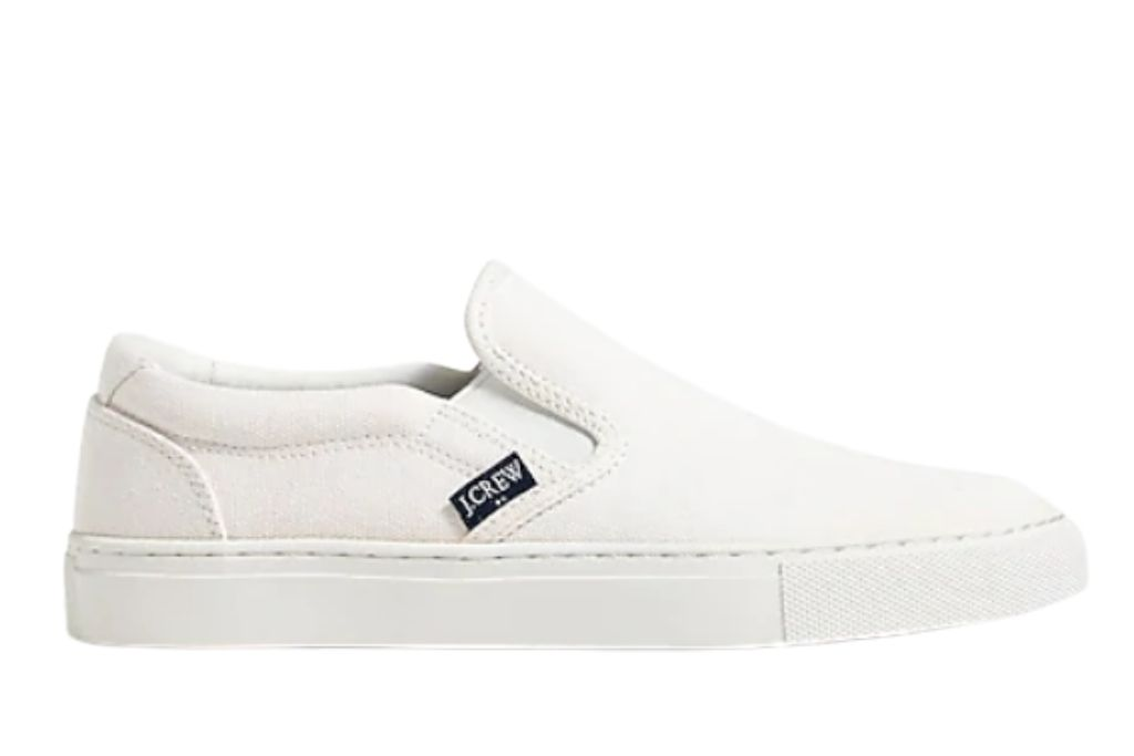 J. Crew Slip on Sneakers