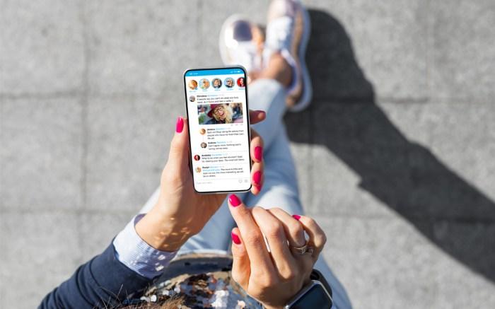 Social Media Mobile Marketing