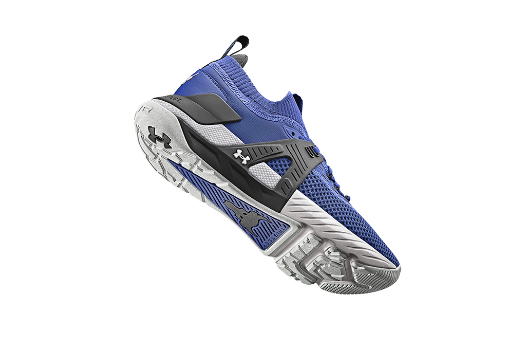 The Rock Under Armour Project Rock PR4