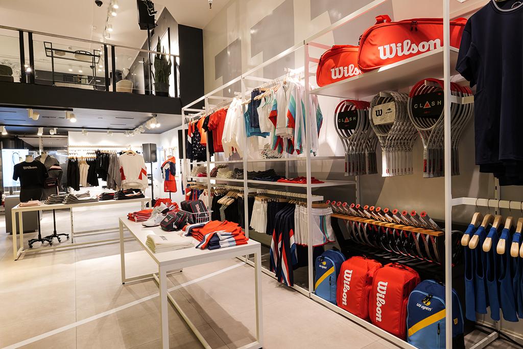 Wilson, New york, store