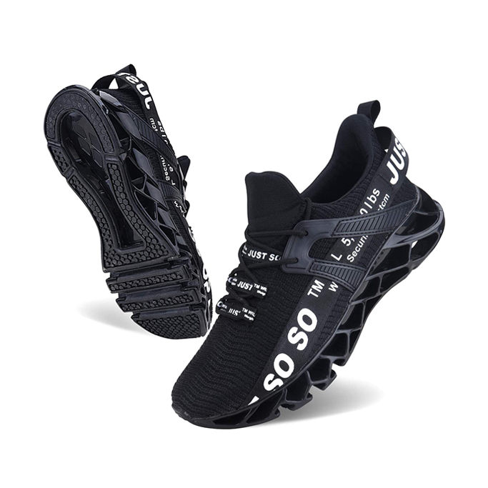 Wonesion Breathable Walking Shoes