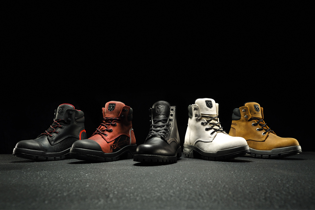 Wolverine Ram Work Boot Collaboration collection