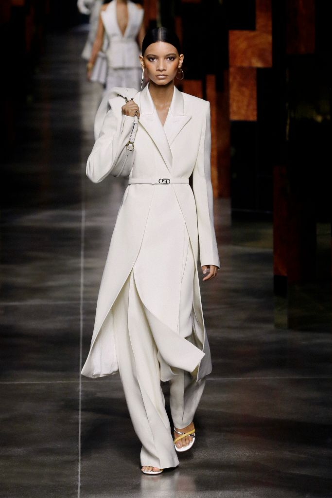 fendi, fendi spring 2022, kim jones, kim jones fendi, mfw, milan fashion week