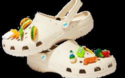 Crocs, Hidden Valley Ranch, Saweetie, collaborations,