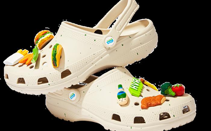 Crocs, Hidden Valley Ranch, Saweetie, collaborations, clogs