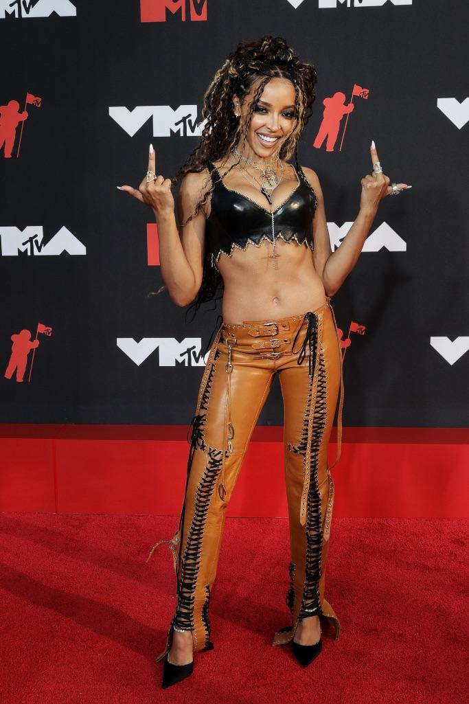 Tinahse, MTV, VMAs, Brooklyn, NYC