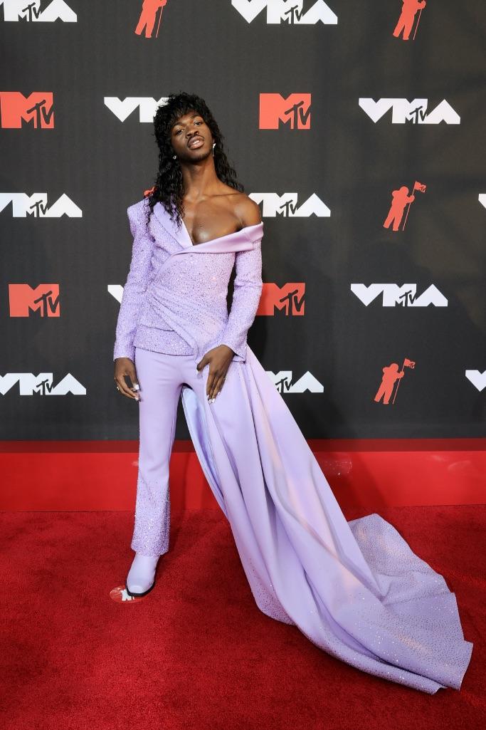 Lil Nas X, MTV, VMAs, Brooklyn, NYC