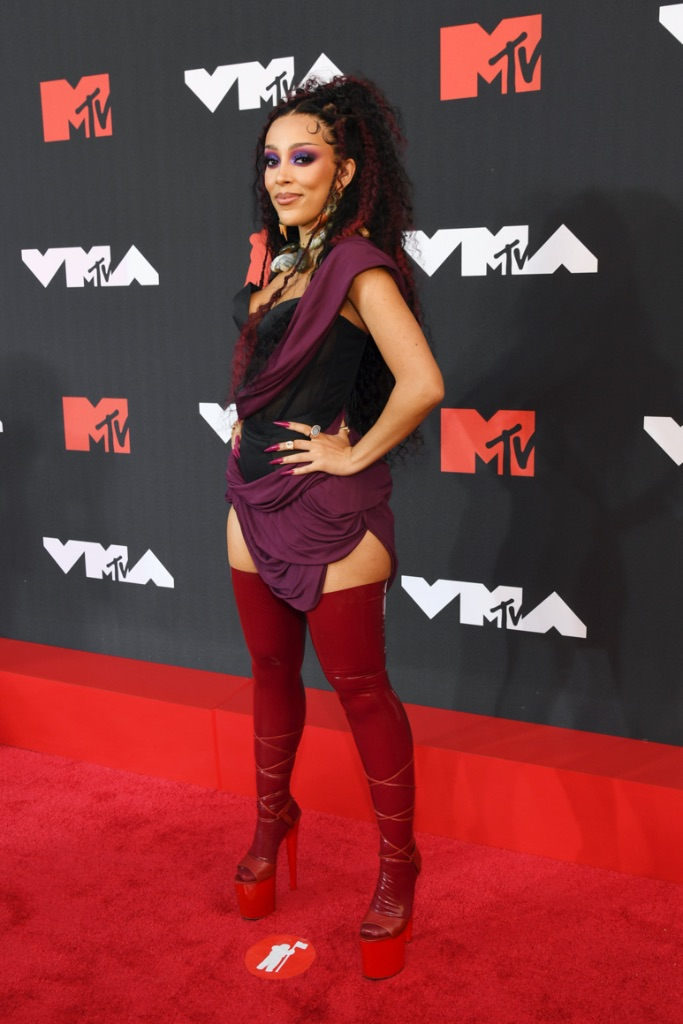 Doja Cat, MTV, VMAs, Brooklyn, NYC